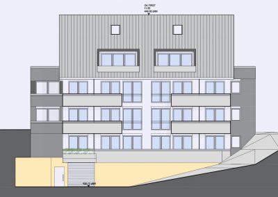 Winnenden_Projekt_0004_Haus 1 Süd West